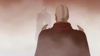 Tenzin and Aang