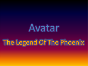 Legend of the Phoenix logo