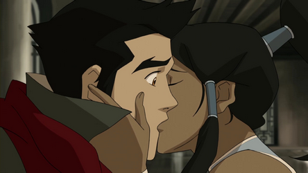 File:Korra kisses Mako.png