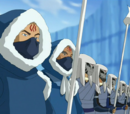 Military of the Water Tribe