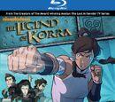 Легенда о Корре (DVD и Blu-ray)
