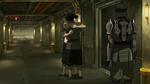 Mako and Bolin share a hug