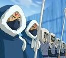 Вооружённые силы Племени Воды