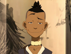 Sokka infatuated