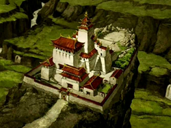 Piandao's castle