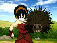 Boar-q-pine cub