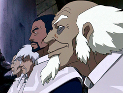 Order of the White Lotus members