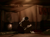 Zuko and Iroh reunite