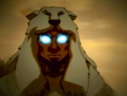 Kuruk in Avatar State