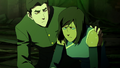 Mako supporting Korra.png