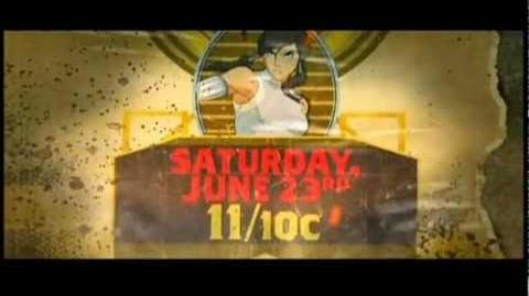 Legend of Korra Season One Finale - Official Trailer