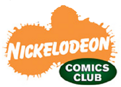 Nickelodeon Comics Club logo