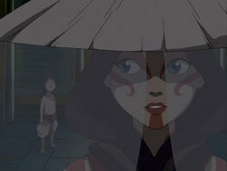 Katara as the Painted Lady.png