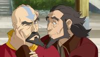 Bumi teasing Tenzin