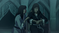 Senna worried about Korra