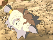 Buried Iroh