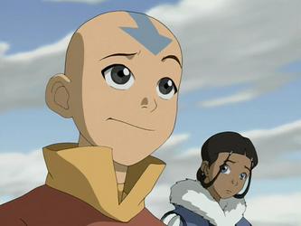 File:Aang and Katara.png