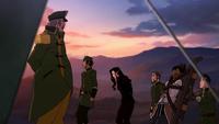 Asami and Korra as captives