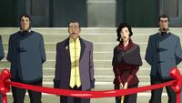 Raiko and Asami