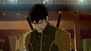 The Lieutenant devastated