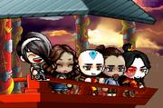 Fanon PD- Team Avatar