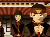 Aang and On Ji