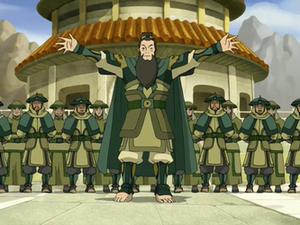 Fong welcomes Team Avatar