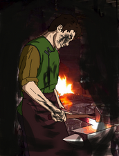 Jaro the Blacksmith