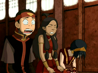 Berkas:Aang, Katara and Toph in shock.png