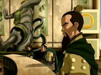 Earth Kingdom war meeting
