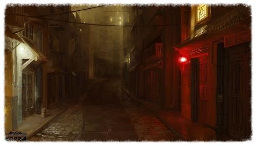 Honshi street