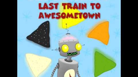 Last Train To Awesome Town - Parry Gripp