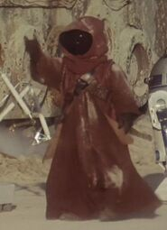 Jack Purvis as Chief Jawa