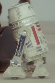 Unknown as R5-D4