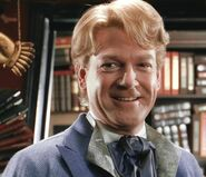 Kenneth Branagh as Gilderoy Lockhart