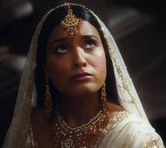 Shelley Conn as Princess Pondicherry