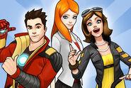 Avengers Academy (Earth-TRN562) 002