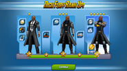 Nick Fury Ranks