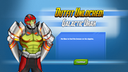 Outfit Unlocked! Galactic Drax