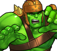 Hulk Gladiator Icon