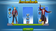 Star Lord Ranks