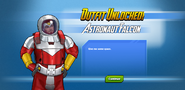 Outfit Unlocked! Astronaut Falcon