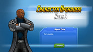 Nick Fury Rank 3