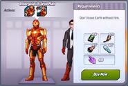 Intergalactic Iron Man