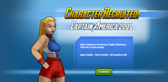 Character Recruited! Captain America 2099