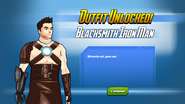 Blacksmith Iron Man