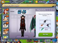 Monster Hunter Widow