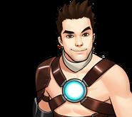Anthony Stark (Earth-TRN562) from Marvel Avengers Academy 030