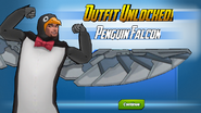 Outfit Unlocked Penguin Falcon