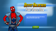 Outfit Unlocked! Punk Spider-Man